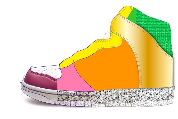 curso de illustrator para calzado
