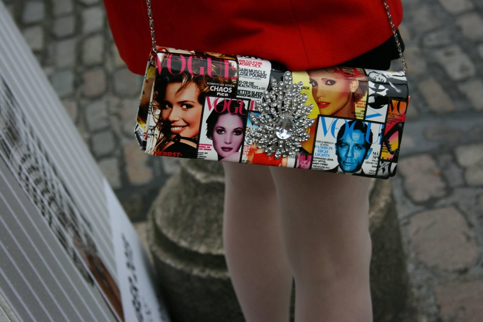 diseño de bolsos
